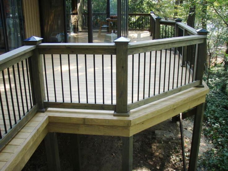 3 Color Deck Ideas : Best images about deck stain colors on stains second story and stained decks
