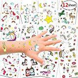 Einhorn Tattoo Kinder Mitgebsel kaufen #Tätowierung