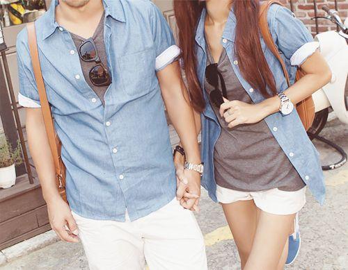 #cute #matching #couple