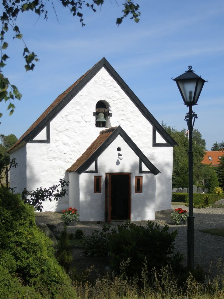 Tiny church - Venø - Denmark