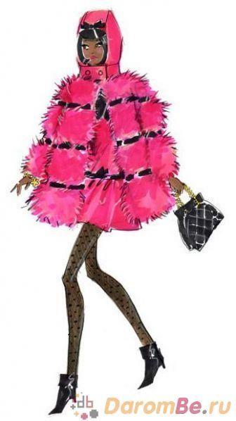 Хорошо быть девочкой в розовом пальто можно и не в розовом