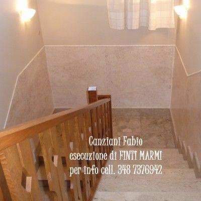 Finti marmi - Canziani Fabio cell. 3487376942