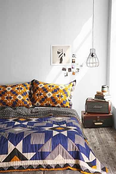 4040 Locust Star Quilt www.urbanoutfitters.com