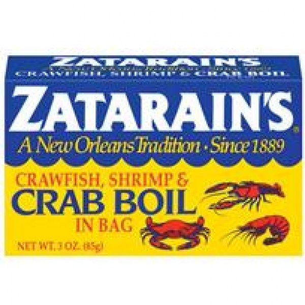 Plant Your Zatarain's Crab Boil Bag - got an e-mail today about planting the Zatarain's Bag. We are going to try this next year. Another garden experiment on the horizon. Looking forward to it.