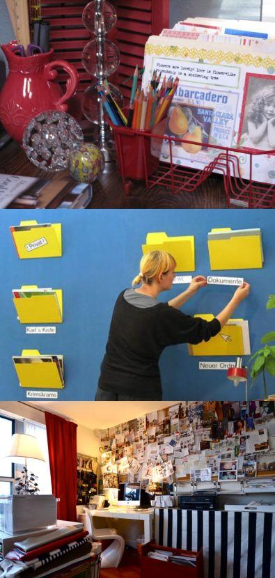 3 astuces pour bien organiser ses papiers le blog de. Black Bedroom Furniture Sets. Home Design Ideas