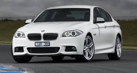 2012 BMW 520i Launched In Australia, 528i Switches To Four-Cylinder Turbo