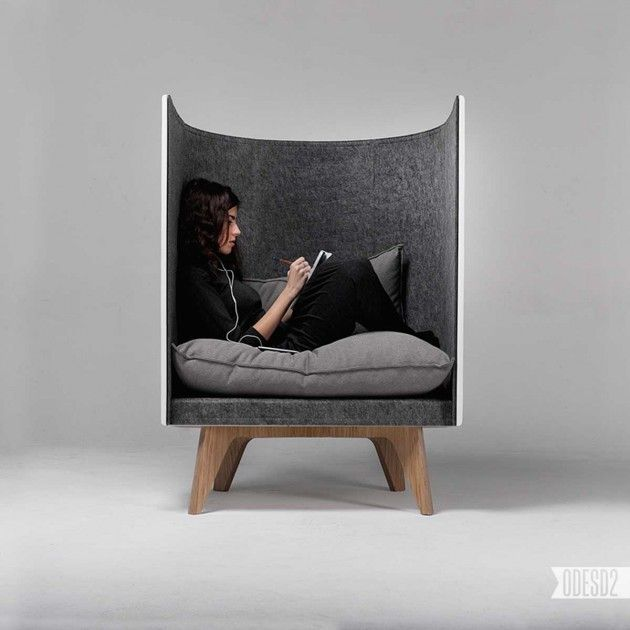 the v1 chair by odesd2 contemporist - Furniture Design Ideas