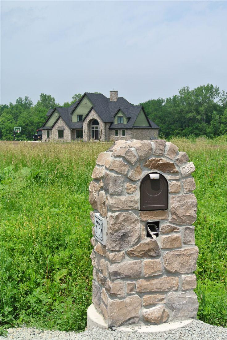 Stoned Mailbox Price Quartz J&N Stone                                                                                                                                                                                 More
