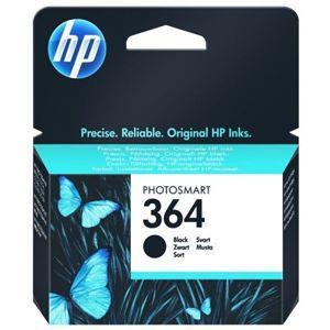 HP Ink Cartridge – Black; 364