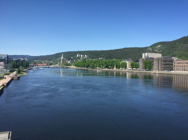 26.05.16 Drammen fra bybrua