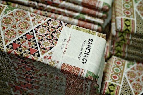 Bahen & Co packaging