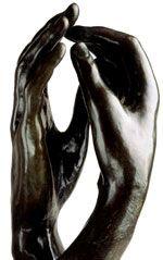 SENSUALMENTE  Mani regalano intensi palpiti, bocca tiepida assapora nettare, battiti di farfalla nell'attimo di un piacere eterno e sempre sconosciuto. Sensualmente ti lascio fare.  Fioralba Focardi 03/07/2014 Tutti i diritti riservati® scultura Rodin