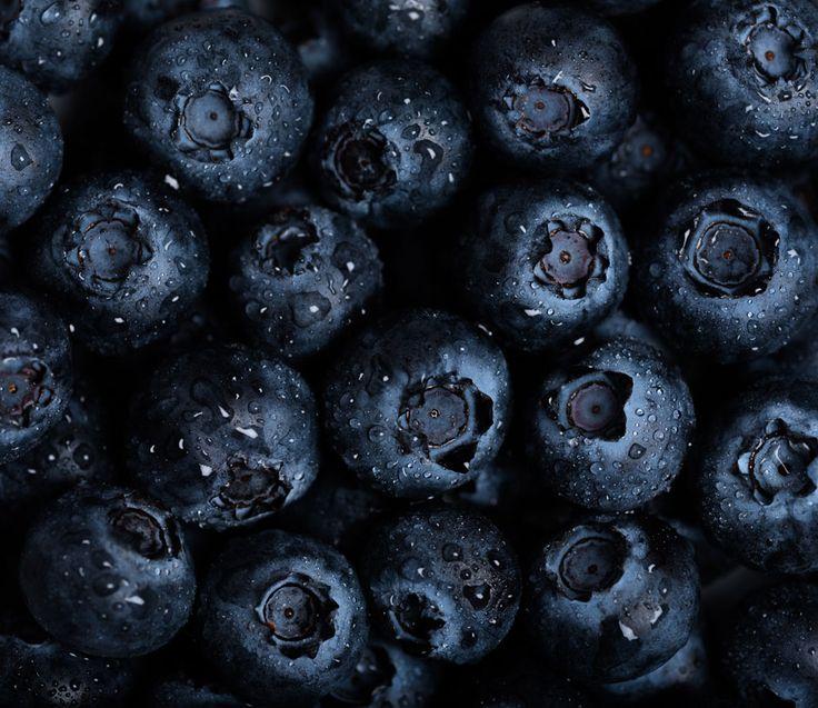 Blueberry - macro - photography