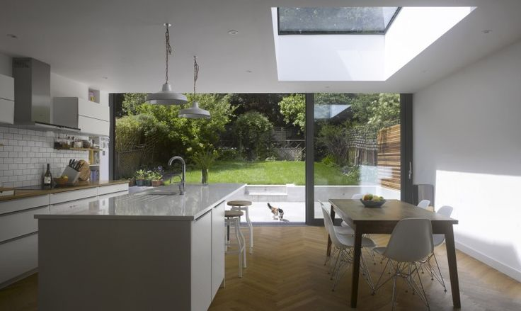 Glazing Vision supplied their fixed Flushglaze skylight for the requirement of natural lighting