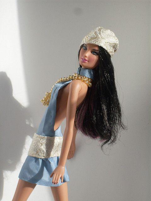 Top Model Teresa Barbie doll by Salvador L.A., via Flickr