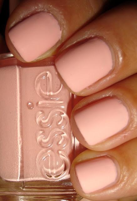 "Essie - ""Van d'Go"" version matte--- looks like one of this Easter mini Cadbury eggs! Yummi!"