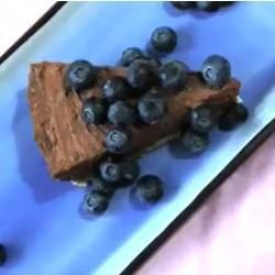 Recipe Picture:No Bake Chocolate Cheesecake
