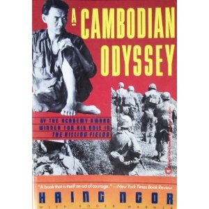 Dr. Haing S Ngor won the Best Supporting Actor Award for his role in The Killing Fields, but he had his own story to tell about life under the Khmer Rouge. Haunting....beautifully written.