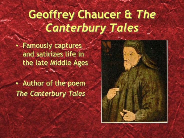 the importance of humanity in the franklins tale by geoffrey chaucer Biography talks to end a civil rights activists harry t and harriette moore with a look at some of their personal possessions that reveal their humanity amid.
