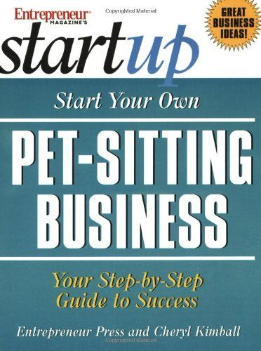 Starting a Pet Sitting Business