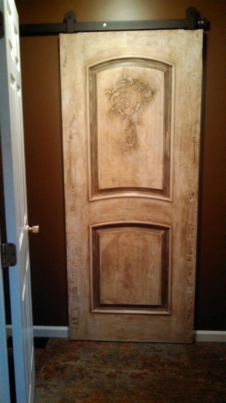 Door chalk paint diy pinterest doors and paint for Chalk paint door