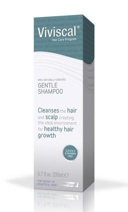 Viviscal Gentle Shampoo www.viviscal.com