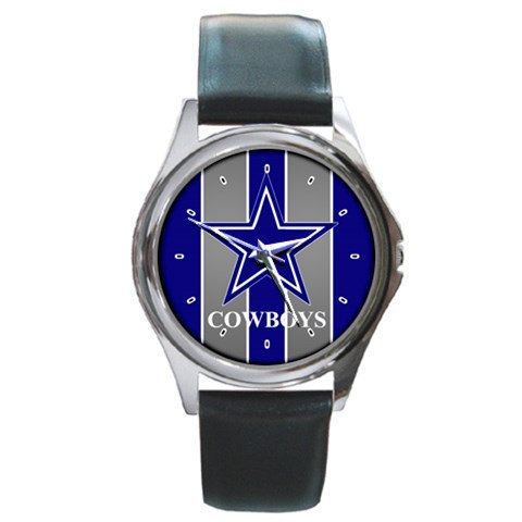 Untique watches Star Dallas Cowboys logo Round by nonoaslino