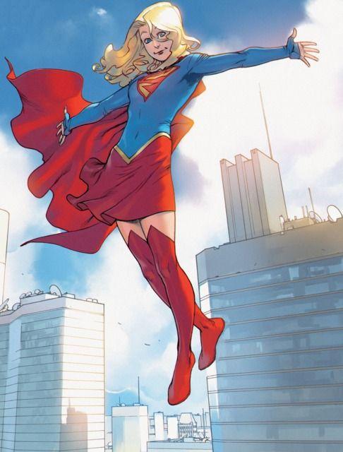 Supergirl (Character) - Comic Vine
