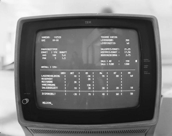 Antikk informatikk