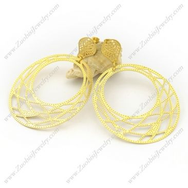 Plating Earing - e001046 Sales price - US$ 2.12  Click on the image to buy online.
