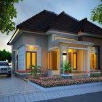 บ้านหลังเล็กสำหรับคู่รัก ออกแบบในสไตล์โมเดิร์นลักชูรี่ ความฝันที่เรียบหรูของคนยุคใหม่