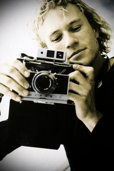 """""""If you are just safe about the choices you make, you don't grow.""""—Heath Ledger"""