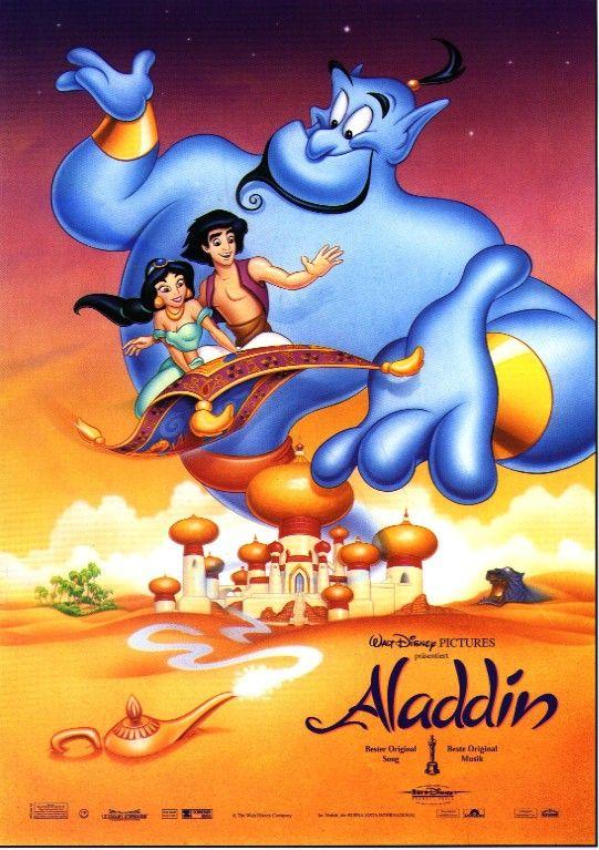 Aladdin: Walt Disney, Disney Animal, Disney Princesses, Magic Carpet, Princesses Jasmine, Disney Movies Poster, Robins Williams, Disney Character, Aladdin Movies