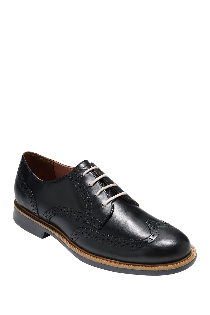 Great Jones Wingtip Derby (Wide Width Available) by Cole Haan on  @nordstrom_rack