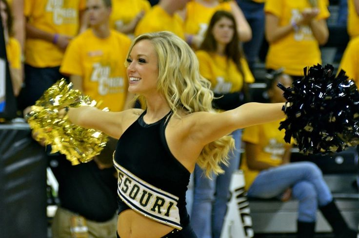A Daily Celebration of the Most Beautiful College Cheerleaders and Dancers in America • Join over...