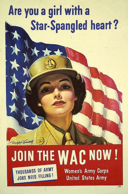 Recruiting Poster, 1943