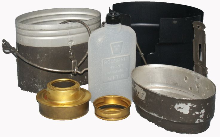 Military mart - Aluminum Swedish Army Trangia Stove Used -  The Home of army Surplus
