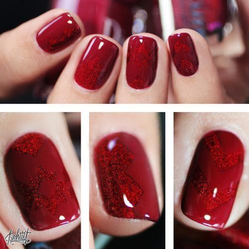 指先に大人の余裕!2015秋冬トレンドファッションに合わせたい赤ネイル10選の3枚目の写真 | マシマロ