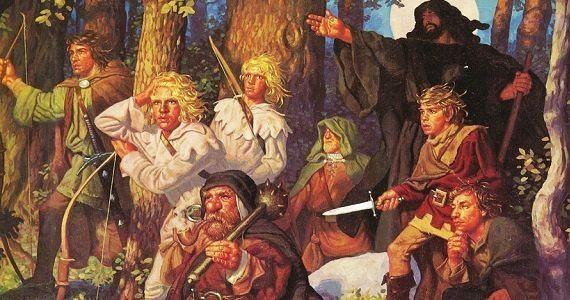The Sword of Shannara.  Shannara TV Series Acquired by MTV; Jon Favreau to Direct Pilot