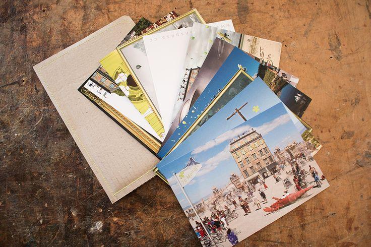 Postkartenset 10 Jahre heidenspass