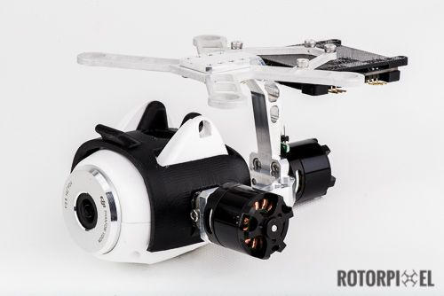 mainly a gimbal and drone...distortion curvature...Rotorpixel Phantom 2 Vision Gimbal