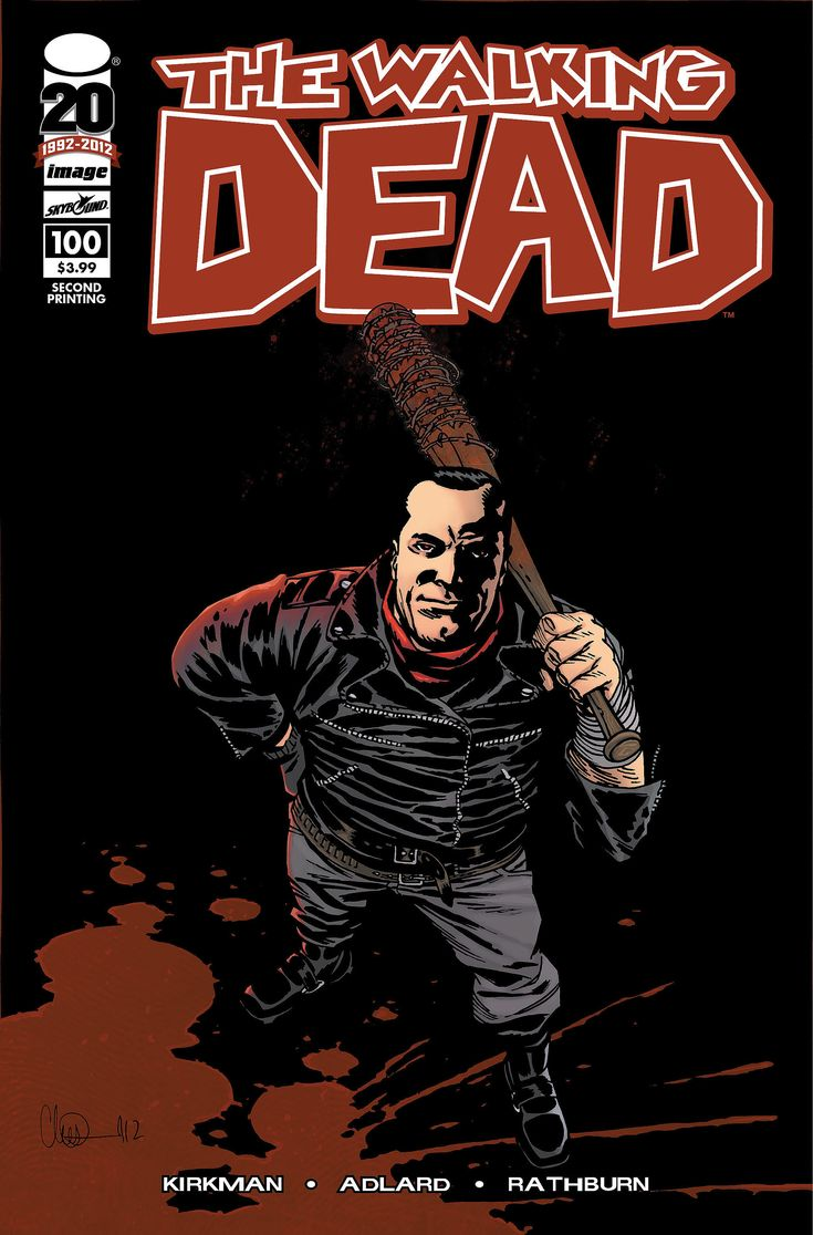 [SPOILERS!!!] What Happens to Negan in The Walking Dead Comics? | POPSUGAR Entertainment