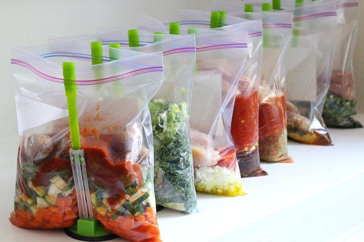 31 Tried and True Freezer Recipes! Healthy Crockpot Freezer Meals .