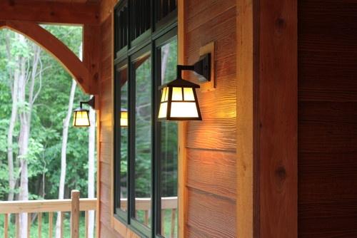 Fiber Cement Siding Loks Like Wood Our Cabin