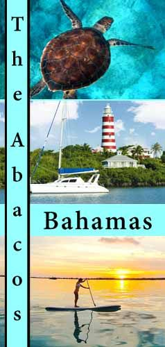 Abaco Islands, Bahamas - all your boating information here.