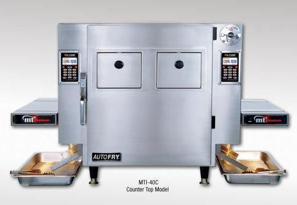 Autofry Ventless Automated Electric Fryer, NEW, MTI-40C
