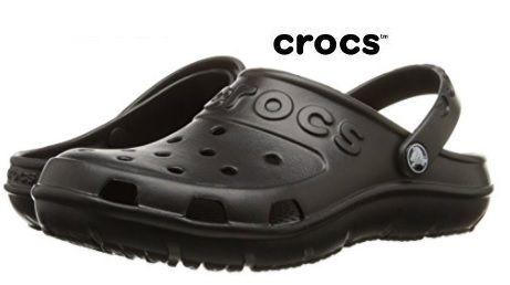 ¡Chollo! Zuecos Crocs Hilo Sabot unisex por 17.30 euros.