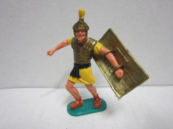 TIMPO TOYS Römer gelb mit Schild