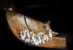 """Drei Mal Flucht und Asyl am Schauspiel Leipzig zum """"Tag der deutschen Einheit"""" am 3.10.2015"""