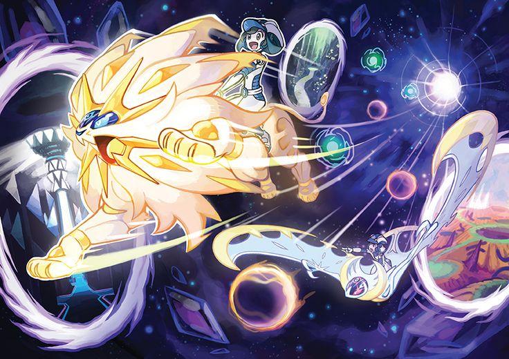 Ultra Wormhole Travel Art - Pokémon Ultra Sun and Ultra Moon Art Gallery Fan Art Pokemon, Pokemon Gif, Pokemon Comics, Groudon Pokemon, Solgaleo Pokemon, Pokemon Legal, Pokemon Images, Pokemon Pictures, Pikachu